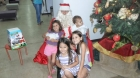 Casinha do Papai Noel - Centro Cultural