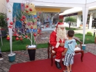 Casinha do Papai Noel - Galeria GC Cnter